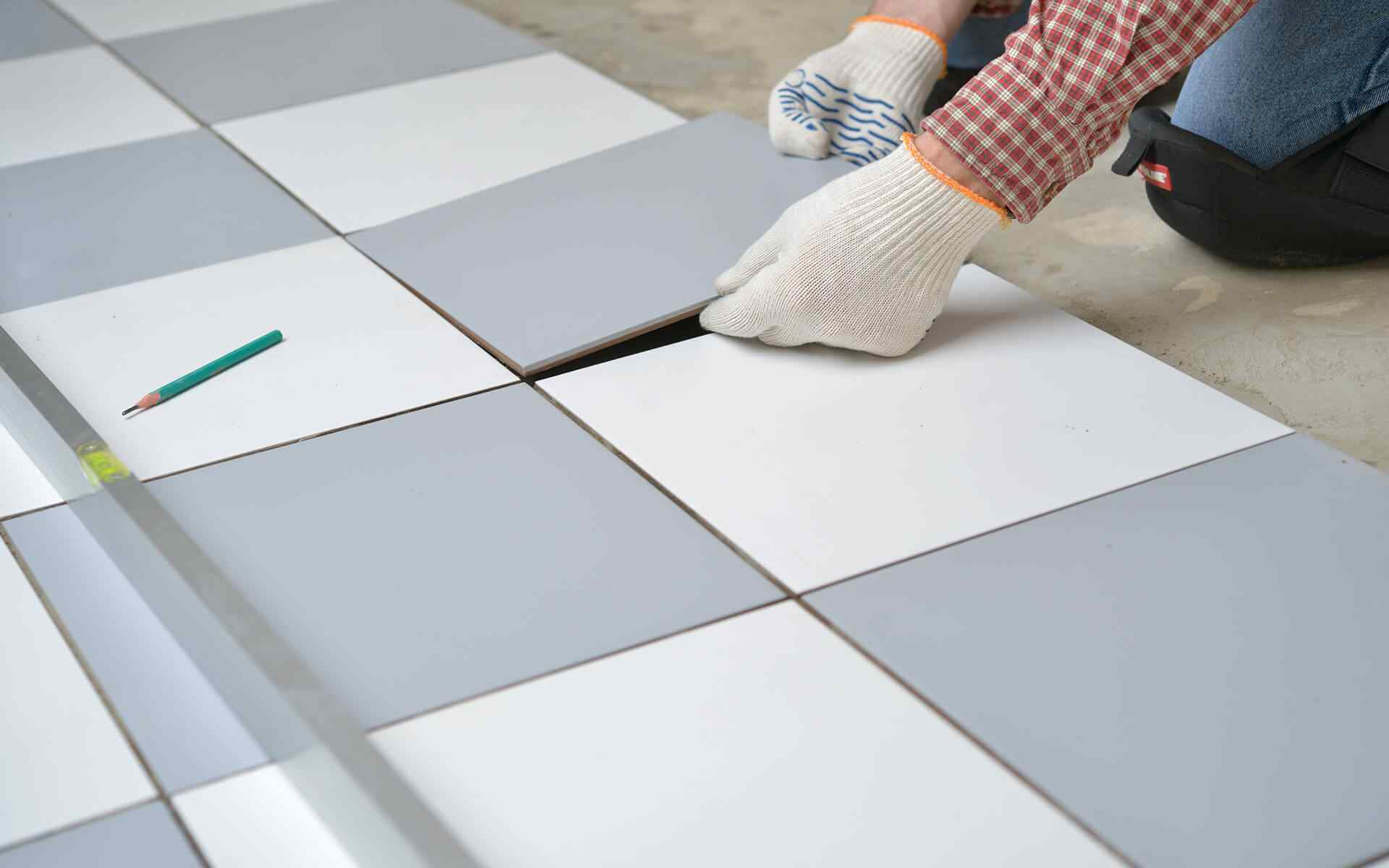 $4.25 Per Sq. Ft. Ceramic Tile Including Installation